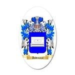 Andreazzi 35x21 Oval Wall Decal