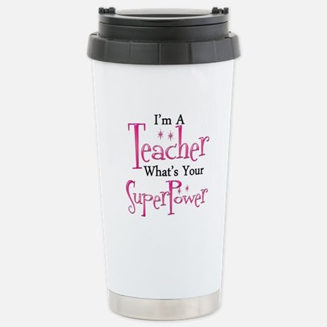 Teacher Super Power