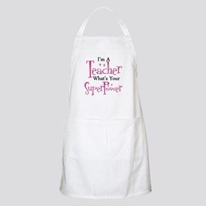 Super Teacher Apron