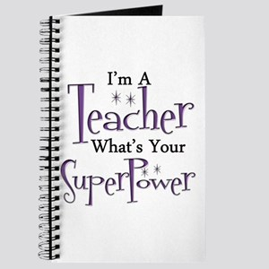 Super Teacher Journal