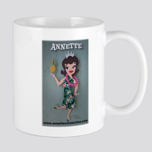 Pineapple Princess Annette Mug