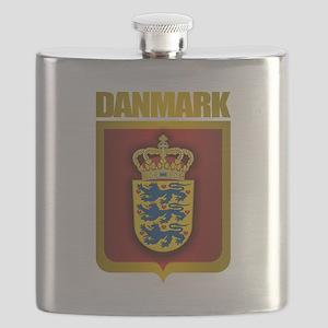 Denmark (Gold Label) Flask