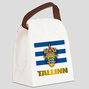 Tallinn Canvas Lunch Bag