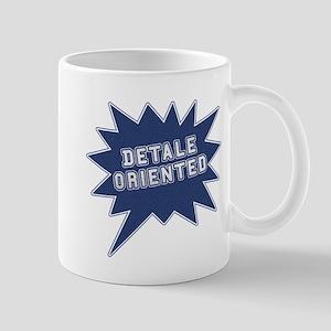 Detale Oriented Mug
