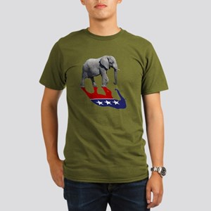 080d45aba54af4 Obama 12 Men s Organic Classic T-Shirts - CafePress