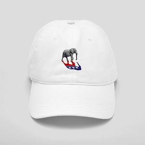 Republican Elephant Shadow Cap