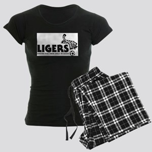Ligers Women's Dark Pajamas