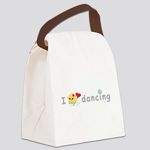 dancing Canvas Lunch Bag