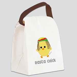 rastachick2 Canvas Lunch Bag