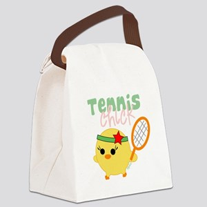 athlete Canvas Lunch Bag
