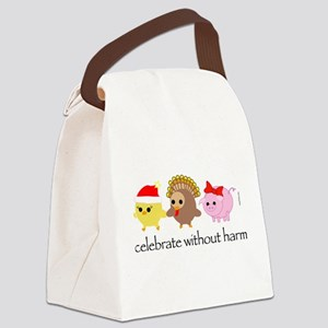 xmasturkey Canvas Lunch Bag