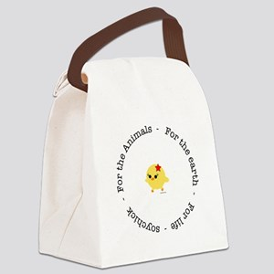 bagback Canvas Lunch Bag
