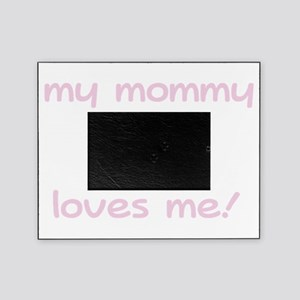Mommy Loves Me Picture Frames Cafepress