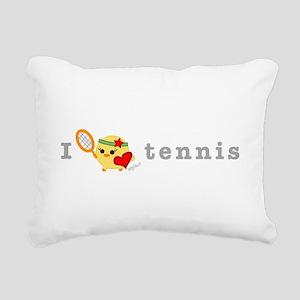 Love Series Rectangular Canvas Pillow