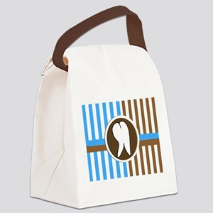 Hygienst horizontal Canvas Lunch Bag