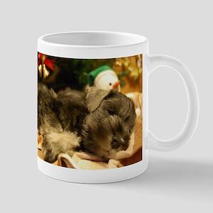 Christmas Snoozing Mug