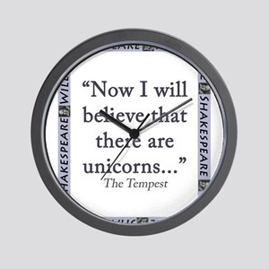 Now I Will Believe That There Are Unicorns.... Wal