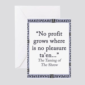 No Profit Grows Greeting Cards (Pk of 10)