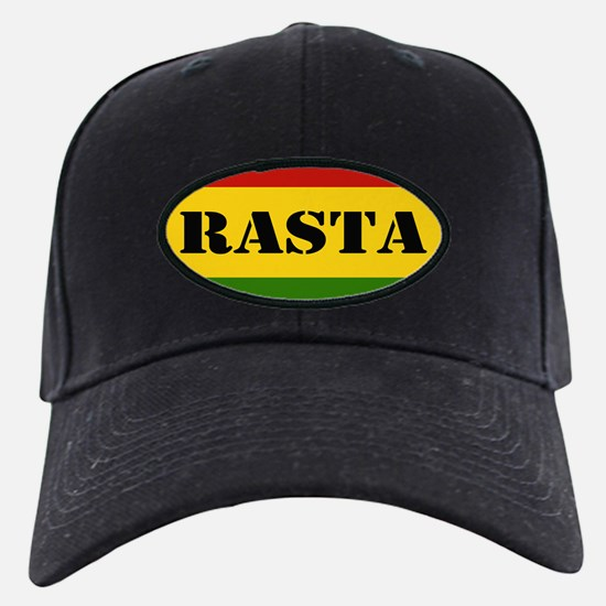 Rasta Reggae Colours Baseball Hat