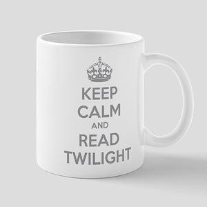Keep calm and read twilight Mug
