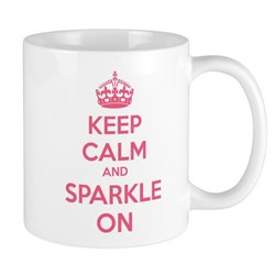 Sparkle On Mug