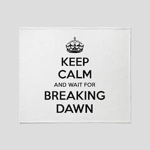 Keep calm and wait for breaking dawn Stadium Blan