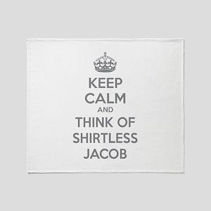 Keep calm and think of shirtless jacob Stadium Bl