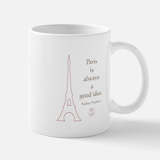 PARIS IS ALWAYS_modifié-2.png Mug
