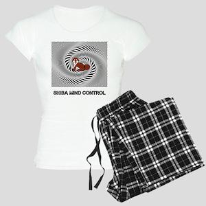 Shiba Mind Control Women's Light Pajamas