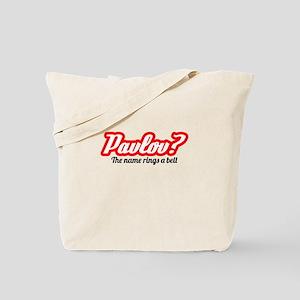 Pavlov? Tote Bag