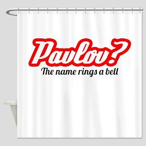 Pavlov? Shower Curtain