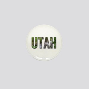 Utah Souveniers Mini Button