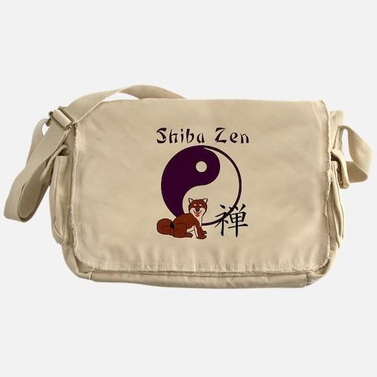 Shiba Zen Messenger Bag