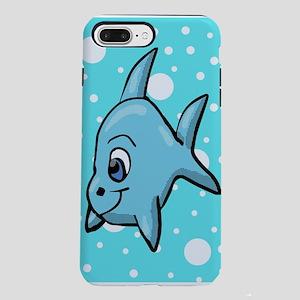Chibi Shark iPhone 7 Plus Tough Case