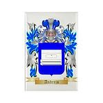 Andrejs Rectangle Magnet (100 pack)