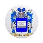 Andrejs Ornament (Round)