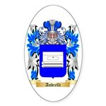 Andrelli Sticker (Oval 50 pk)