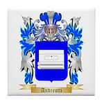 Andreotti Tile Coaster