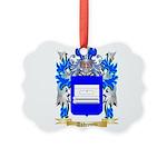 Andreotti Picture Ornament
