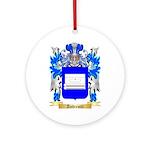 Andreotti Ornament (Round)