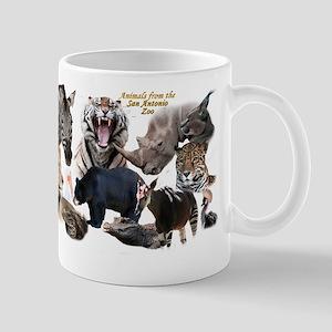 SA Zoo Mugs