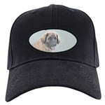 Leonberger Black Cap with Patch