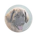 Leonberger Button