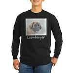 Leonberger Long Sleeve Dark T-Shirt