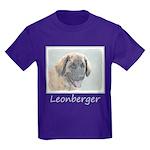 Leonberger Kids Dark T-Shirt