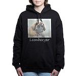 Leonberger Women's Hooded Sweatshirt