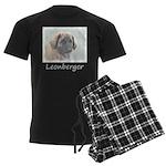 Leonberger Men's Dark Pajamas