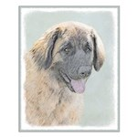 Leonberger Small Poster