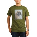Leonberger Organic Men's T-Shirt (dark)