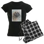 Leonberger Women's Dark Pajamas